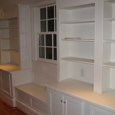 Traditional  by Sprague Woodworking
