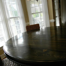 Eclectic Dining Tables by Cecil Mack Company