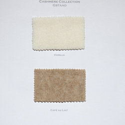 Digital Sample Book - Kearsley Couture Gstaad Mongolian cashmere woven in Italy colors