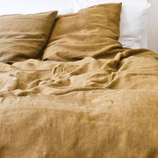 Contemporary Pillowcases And Shams by Bodie and Fou