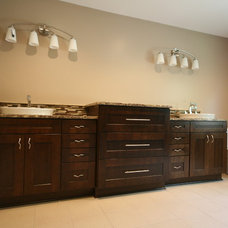 Modern  by Carolina Custom Kitchen & Bath, LLC