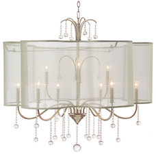 Chandeliers by Barbara Schaver @ Furnitureland South