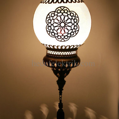 Turkish Style Laser Cut Ottoman Lighting - *Code:  HD-04162_53