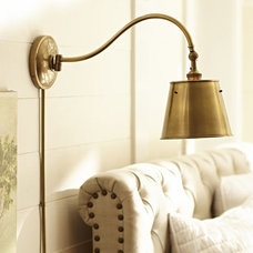 Traditional Wall Sconces by Pottery Barn