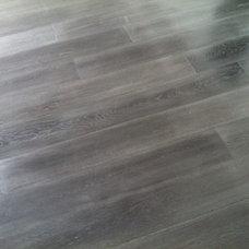 Modern Hardwood Flooring by Fame Hardwood Floors