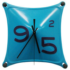 Eclectic Clocks by Working Class Studio