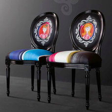 Contemporary Chairs by Imagine Living