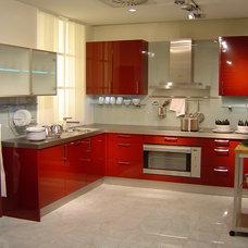 Modern Kitchen Countertops by Carmel Valley Kitchen Remodel