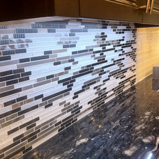 Traditional Tile by Michelle Yaworski – Gem Cabinets Ltd