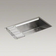 Contemporary Kitchen Sinks by Studio41 Home Design Showroom   Chicago