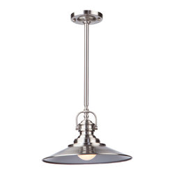 Artcraft - Artcraft AC1471SN Heath Island Light - Artcraft AC1471SN Heath Island Light