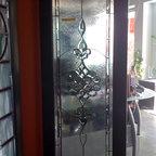 Danziger Designer Glass Showroom -