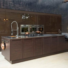 Contemporary Kitchen Cabinetry by Florense USA