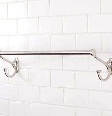 contemporary towel bars and hooks by Pottery Barn