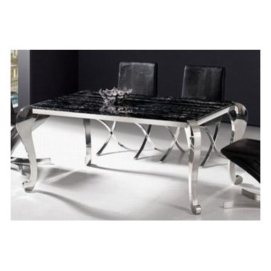 Sanremo Marble Modern Dining Table
