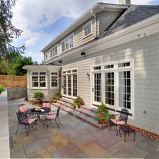 Traditional Exterior by Wentworth, Inc.