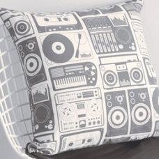 Eclectic Decorative Pillows by Design Public