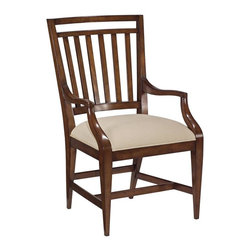 EuroLux Home - New Chair Dining Swedish Brown/Beige/Tan - Product Details