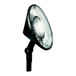 LANDSCAPE - LANDSCAPE LED Wall Wash Accent Light X-TKB16851 - The minimalist style of this Kichler Lighting outdoor wall wash light is perfect for adding a concealed source of light to an outdoor landscaping scheme. A Textured Black finish compliments the clean lines.