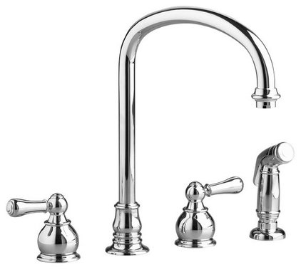 contemporary kitchen faucets by faucet.com