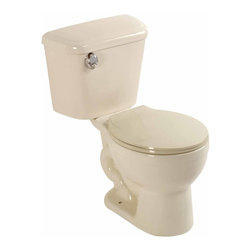 """Renovators Supply - Toilets Bone Water Saver Plus Dual Flush Toilet Round 