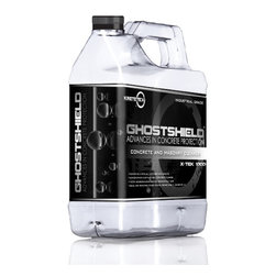 KRETETEK Industries - Concrete Sealer GHOSTSHIELD X-Tek 1000 - X-Tek 1000 is a concentrated non-flammable cleaner that dissolves a wide range of greases and oil based soils while leaving the area with a refreshing citrus scent. This product is a heavy duty cleaner formulated for versatility and dependability. Unlike many industrial strength cleaners, GHOSTSHIELD X-Tek 1000 is 100% biodegradable and environmentally safe.  The versatility of this product is enhanced by complete water reducibility to assure the capability to customize the cleaning strength to meet your specific needs. You can dilute the cleaner with a unique dilution ratio based on the surface you are cleaning. Terpene hydrocarbons, the major component of oranges, and naturally occurring, are used in this product. With a pleasant cleaning odor, GHOSTSHIELD X-Tek 1000 is an easy and excellent choice for cleaning all concrete and masonry surfaces. The versatility of this product is enhanced by complete water reducibility to assure the capability to customize the cleaning strength to meet your specific needs. This product is compatible with most industrial coatings including epoxies and urethanes.