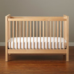 contemporary cribs by The Land of Nod