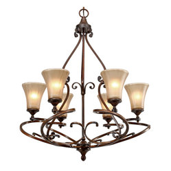 Loretto 6-Light Chandelier