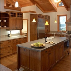 Bellmontcabinets Cabinets | Cabinetry Design Gallery: Kitchen - Traditional