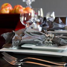 Modern Dining Room by Z Gallerie