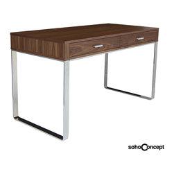 Soho Concept York Desk - Soho Concept York Desk