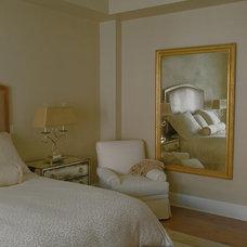 Eclectic Bedroom by Elizabeth Hagins Interior Design