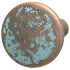 Hafele 123.31.031 Copper Drawer Pulls - Traditional - Cabinet And Drawer Handle Pulls - by ...