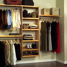 Contemporary Closet Organizers by Hayneedle