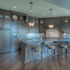 Traditional  by Designed Cabinets