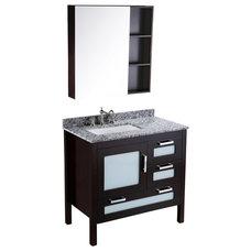 Contemporary Bathroom Vanities And Sink Consoles by Bosconi Wholesale Bathroom Vanities