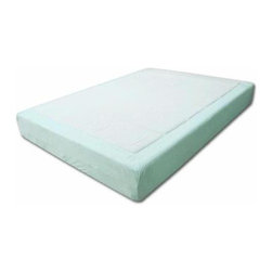 Keetsa - The Keetsa Cloud - Memory Foam Mattress (Quee - Choose Size: Queen10-Inch, 3-pound memory foam top layer. Memory foam mattress for weightless, pressure free sleep . Perfect combination of high quality memory foam and other supportive foams. Less motion transfer from sleep partners. Consists of BioFoam: Memory Foam made with a blend of natural and synthetic materials. We replace portion of the synthetic with plant oil, to reduce the dependency on chemical and emissions of harmful off-gassing. . EverGreen, made from all-natural green tea, is embedded into the memory foam for long-lasting natural odor control.. Unbleached and breathable 100% Organic Cotton cover with channel quilting for more comfortable support.  . Durability tested exceed industrial standards. Complies with the Federal fire safety standard of 16CFR1633. Free of PBDEs. Certified organic cotton cover. Twin: 75 in. L x 39 in. W. Full: 75 in. L x 54 in. W. Queen: 80 in. L x 60 in. W. King: 80 in. L x 76 in. W. California King: 84 in. L x 72 in. WBody-Conforming. Customized comfort. Keetsa Mattresses are world-class quality with affordable prices because of the unique packaging that enables us to reduce the freight costs. This innovative packaging also helps to substantially reduce the carbon foot print.