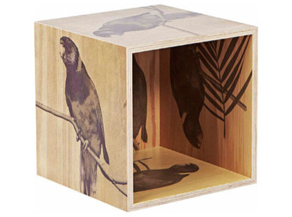 traditional storage boxes by Melissa de la Fuente