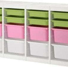 Modern Toy Organizers by IKEA