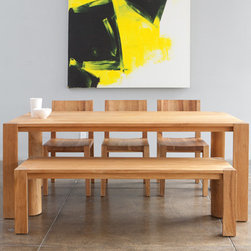 Mash Studios - PCH Series Dining Table - PCH Series Dining Table by MASH studios