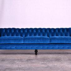 Contemporary Sofas by COCOCO Home, inc.