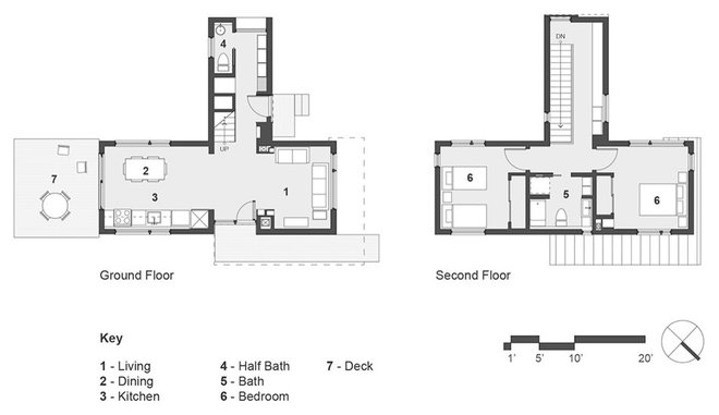 Top 17 photos ideas for t shaped house plans building - T shaped house plans ...