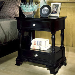 traditional nightstands and bedside tables by discountqualityfurniture.com