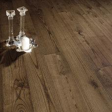 Contemporary Hardwood Flooring by Coswick Hardwood