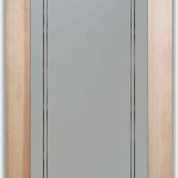 "Pantry Door Enna - PANTRY DOORS TO SUIT YOUR STYLE!  Glass Pantry Doors you customize, from wood type to glass design!   Shipping is just $99 to most states, $159 to some East coast regions, custom packed and fully insured with a 1-4 day transit time.  Available any size, as pantry door glass insert only or pre-installed in a door frame, with 8 wood types available.  ETA for pantry doors will vary from 3-8 weeks depending on glass & door type.........Block the view, but brighten the look with a beautiful obscure, decorative glass pantry door by Sans Soucie!   Select from dozens of frosted glass designs, borders and letter styles!   Sans Soucie creates their pantry door obscure glass designs thru sandblasting the glass in different ways which create not only different effects, but different levels in price.  Choose from the highest quality and largest selection of frosted glass pantry doors available anywhere!   The ""same design, done different"" - with no limit to design, there's something for every decor, regardless of style.  Inside our fun, easy to use online Glass and Door Designer at sanssoucie.com, you'll get instant pricing on everything as YOU customize your door and the glass, just the way YOU want it, to compliment and coordinate with your decor.  When you're all finished designing, you can place your order right there online!  Glass and doors ship worldwide, custom packed in-house, fully insured via UPS Freight.   Glass is sandblast frosted or etched and pantry door designs are available in 3 effects:   Solid frost, 2D surface etched or 3D carved. Visit or site to learn more!"