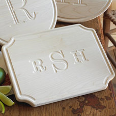 Traditional Cutting Boards by RSH