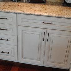 Traditional Kitchen Cabinetry by Sterling Kitchen & Bath