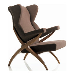 Designer armchairs - Italian furniture - design chairs & lounge chairs ac01 - Fiorenza armchair by Arflex available through www.momentoitalia.com     Modern Italian made armchairs and chaise lounges, designer chairs, Italian furniture armchair and chaises with a modern style and the superior Italian quality, made in Italy and imported from Italy. Top quality Italian designer  furniture.  To get more information about this product please call Momentoitalia by CGS Group Inc  at 212 366 1777 or visit www.momentoitalia.com