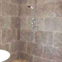 Sicilia Brown Bathroom 2 -