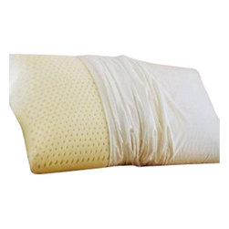 Pacific Coast Feather Company - Restful Nights Natural Latex Foam Pillow, Standard - Restful Nights Natural Latex Foam Pillow - Standard100% Talalay latex provides full, springy support and comfort and naturally resists bacterial growth. Ventilated design allows air to circulate through interconnecting channels for a cooler, fresher sleep experience.